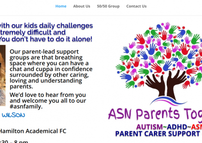 ASN Parents Together AUTISM_ADHD_ASN. Parent Support Group