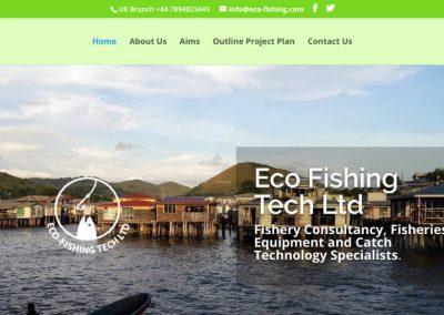 Eco Fishing Tech Ltd., Fishery Consultancy