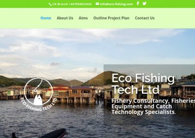 eco-fishing.com website