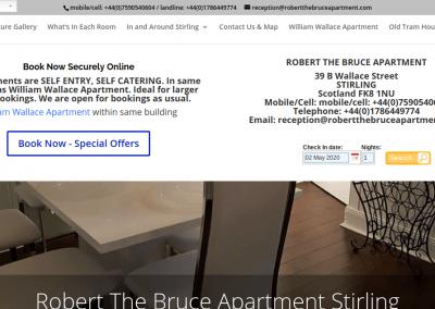 Robert The Bruce Apartment
